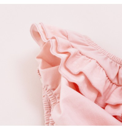 Sweet pink girly culotte