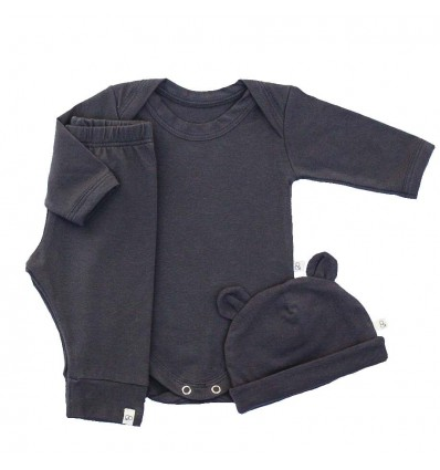 Dark gray Newborn set
